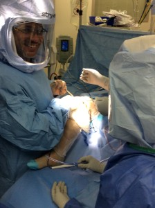 Minimally invasive total knee replacement sarasota